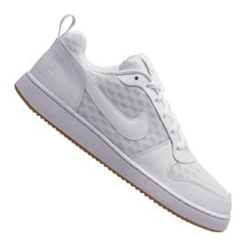 Buty Nike Court Borough Low Se M 916760-101 białe