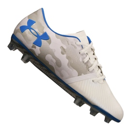 Buty Under Armour Spotlight Fg M 3021747-400 szare