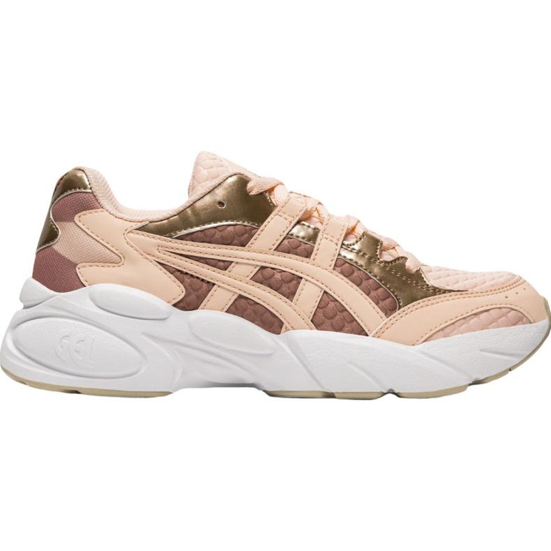 Buty, sneakersy Asics Gel-BND W 1022A189-700 różowe