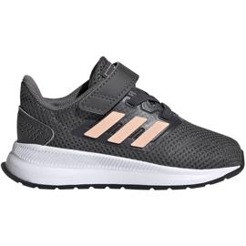 Buty adidas Runfalcon I Jr EG2224 szare