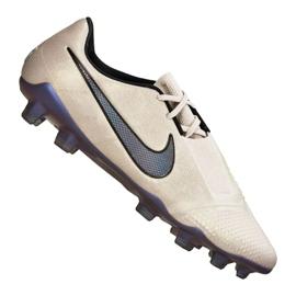 Buty piłkarskie Nike Phantom Vnm Elite Fg M AO7540-005 beżowy zgaszona biel