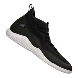 Buty halowe Puma 365 Ignite Fuse 1 Ic M 105563-01 czarny czarne