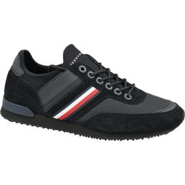 Buty Tommy Hilfiger Iconic Sock Runner M FM0FM02409 990 czarne