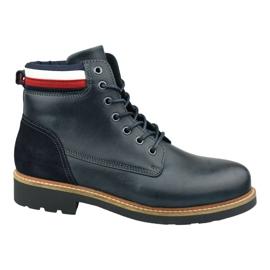 Buty Tommy Hilfiger Active Corporate Boot M FM0FM02654 Cki granatowe