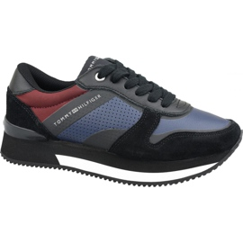 Buty Tommy Hilfiger Active City Sneaker W FW0FW04304 990 granatowe