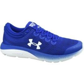 Buty Under Armour Charged Bandit 5 M 3021947-401 niebieskie