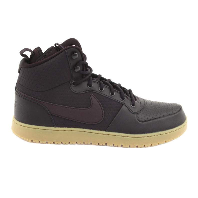 Buty Nike Ebernon Mid Winter M AQ8754-600 wielokolorowe