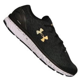 Buty Under Armour Charged Bandit 3 Ombre M 3020119-001 czarne