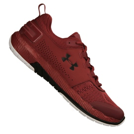 Buty treningowe Under Armour Commit Tr Ex M 3020789-600 czerwone