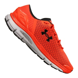 Buty treningowe Under Armour Speedform Intake 2 M 3000288-600 czerwone