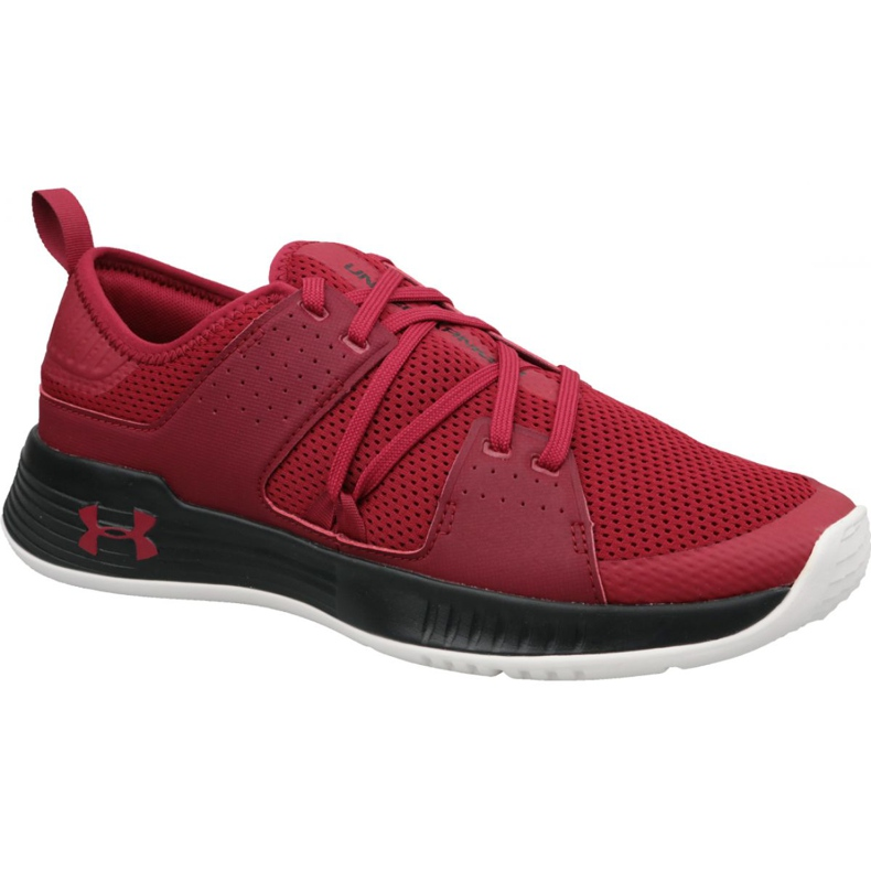 Buty Under Armour Showstopper 2.0 M 3020542-606 czerwone