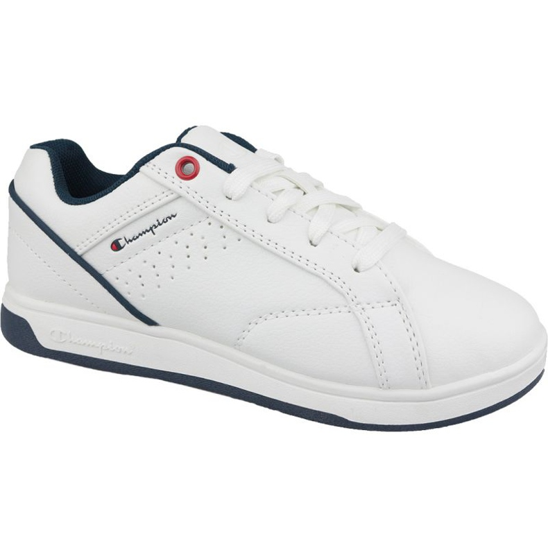 Buty Champion Ace Court Tennis As Jr 168015-D10 białe
