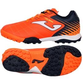 Buty piłkarskie Joma Toledo 2008 Tf Jr TOJS.2008.TF pomarańczowe pomarańczowy