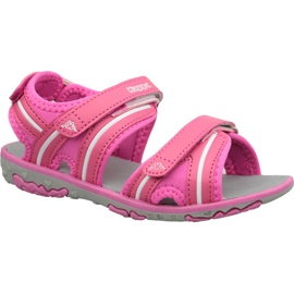 Sandały Kappa Breezy Ii K 260679K-2210 różowe