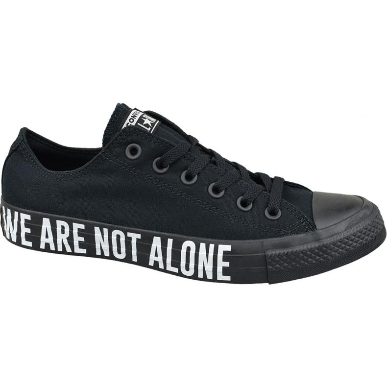 Buty Converse Chuck Taylor All Star Ox M 165382C czarne