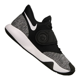 Buty Nike Kd Trey 5 Vi M AA7067-001 czarne czarny, szary/srebrny