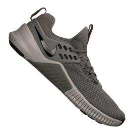 Buty Nike Free Metcon M AH8141-006 szare
