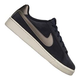 Buty Nike Court Royale Suede M 819802-403 granatowe