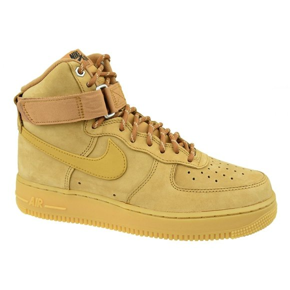 Buty Nike Air Force 1 High '07 Wb M CJ9178-200 brązowe