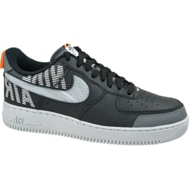 Buty Nike Air Force 1 '07 LV8 2 M BQ4421-002 czarne