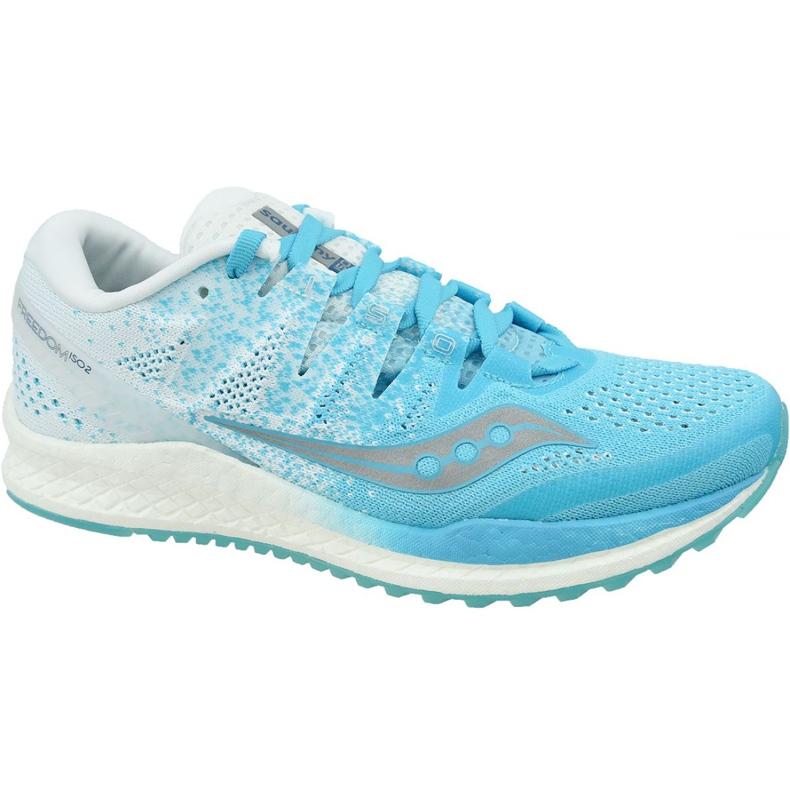 Buty biegowe Saucony Freedom Iso 2 W S10440-36 niebieskie
