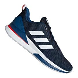 Buty adidas Questar Tnd M F34694 niebieskie