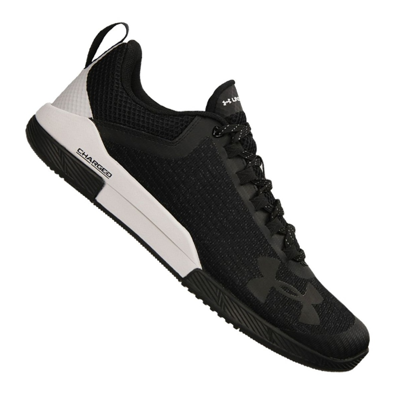 Buty Under Armour Charged Legend Tr M 1293035-003 czarne