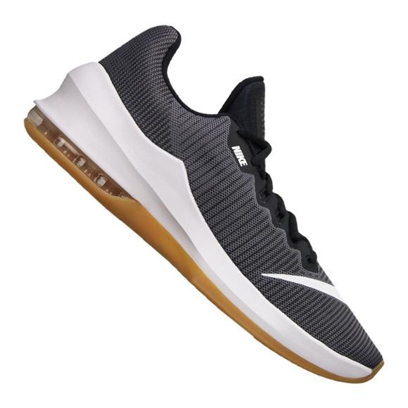 Buty Nike Air Max Infuriate 2 Low M 908975-042 czarne biały, czarny