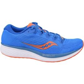 Buty biegowe Saucony Jazz 21 M S20492-36 niebieskie