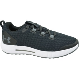 Buty Under Armour Suspend Jr 3022054-001 czarne