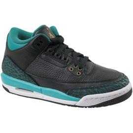 Nike Jordan Buty Jordan 3 Retro Gg 441140-018 czarne