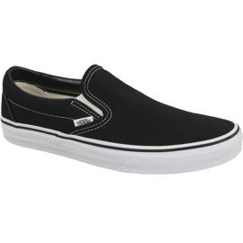 Buty Vans Classic Slip-On Veyeblk czarne