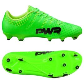Buty piłkarskie Puma Evo Power 3 Fg 103956 01 zielony zielone