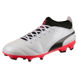 Buty piłkarskie Puma One 17.3 Fg M 104074 01 czarny białe