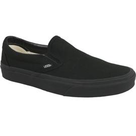 Buty Vans Classic Slip-On W Veyebka czarne