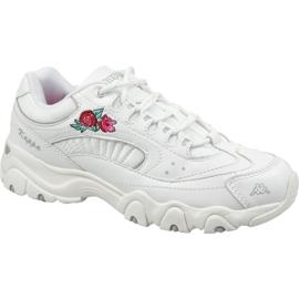 Buty Kappa Felicity Romance W 242678-1010 białe
