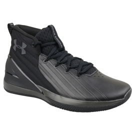 Buty Under Armour Lockdown 3 M 3020622-001 czarne czarny