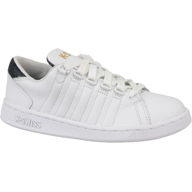 Buty K-Swiss Lozan Iii Tt Jr 95294-197 białe