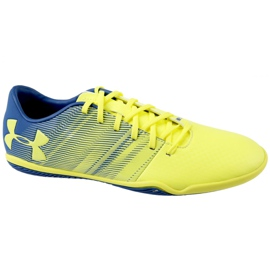 Buty Under Armour Spotlight In M 1289538-300 żółte żółty