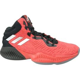 Buty adidas Mad Bounce 2018 M AH2693 czerwony czerwone