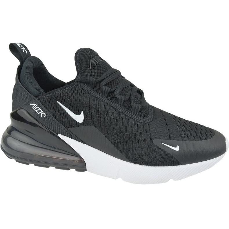 Buty Nike Air Max 270 Gs Jr 943345-001 czarne