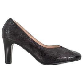 Kylie Czółenka Fashion czarne