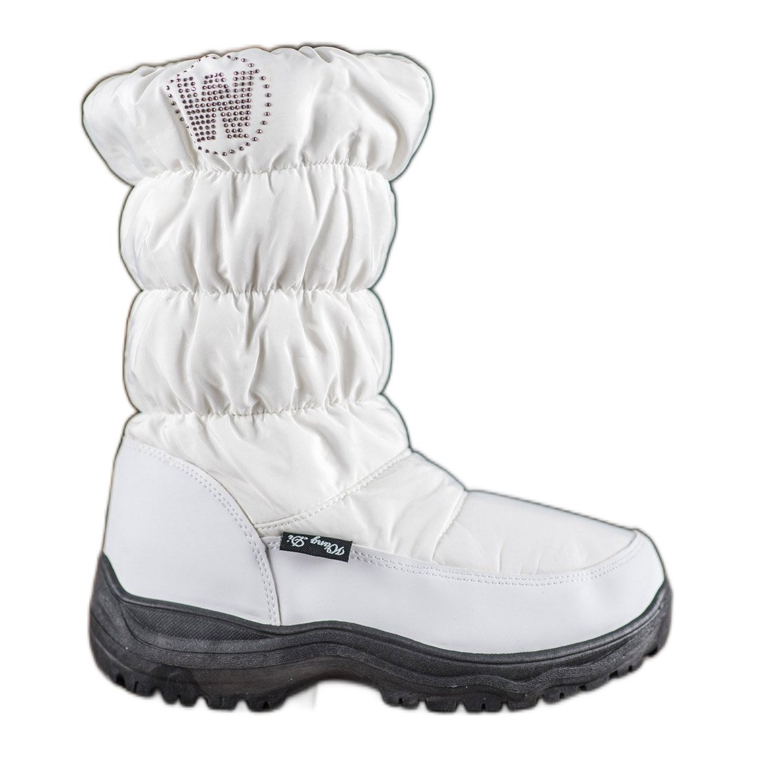 SHELOVET Białe Śniegowce
