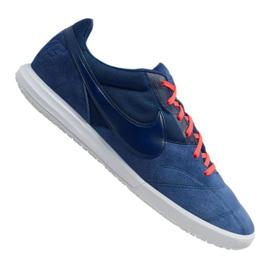 Buty Nike The Premier Ii Sala M AV3153-461 niebieskie niebieski