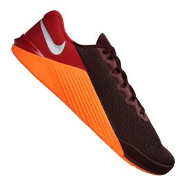 Buty Nike Metcon 5 M AQ1189-656 wielokolorowe
