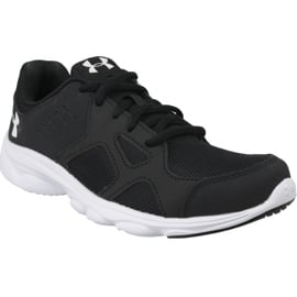 Buty Under Armour Bgs Pace Rn W 1272292-001 czarne