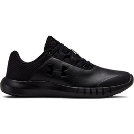 Buty Under Armour Ps Mojo Ufm Jr 3020699-001 czarne czarny