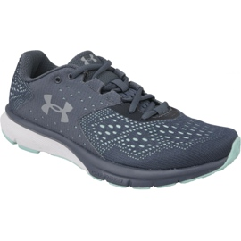 Buty Under Armour W Charged Rebel W 1298670-100 szare