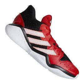 Buty adidas Harden Stepback M EG2768 czerwone czerwony