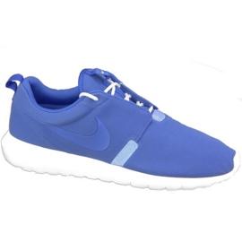 Buty Nike Rosherun M 631749-441 niebieskie